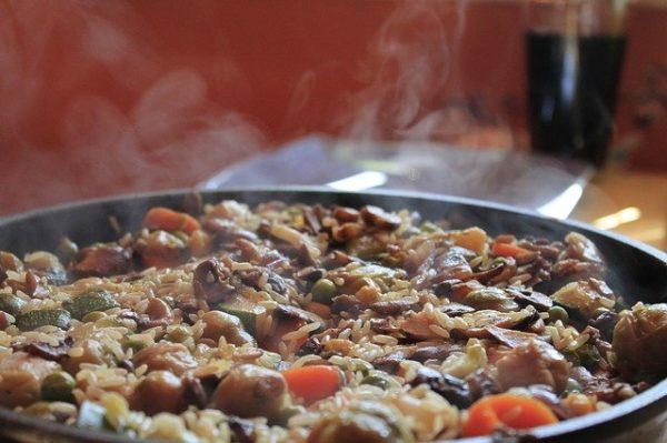 plat d'arròs